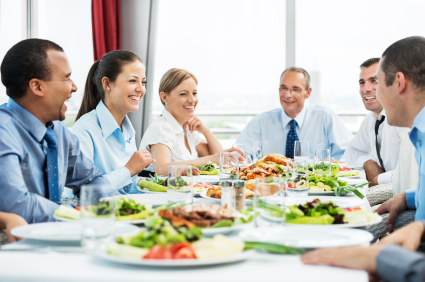Is Food in the Workplace Beneficial?