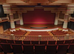 Brooks Attends Lincoln Theatre Gala