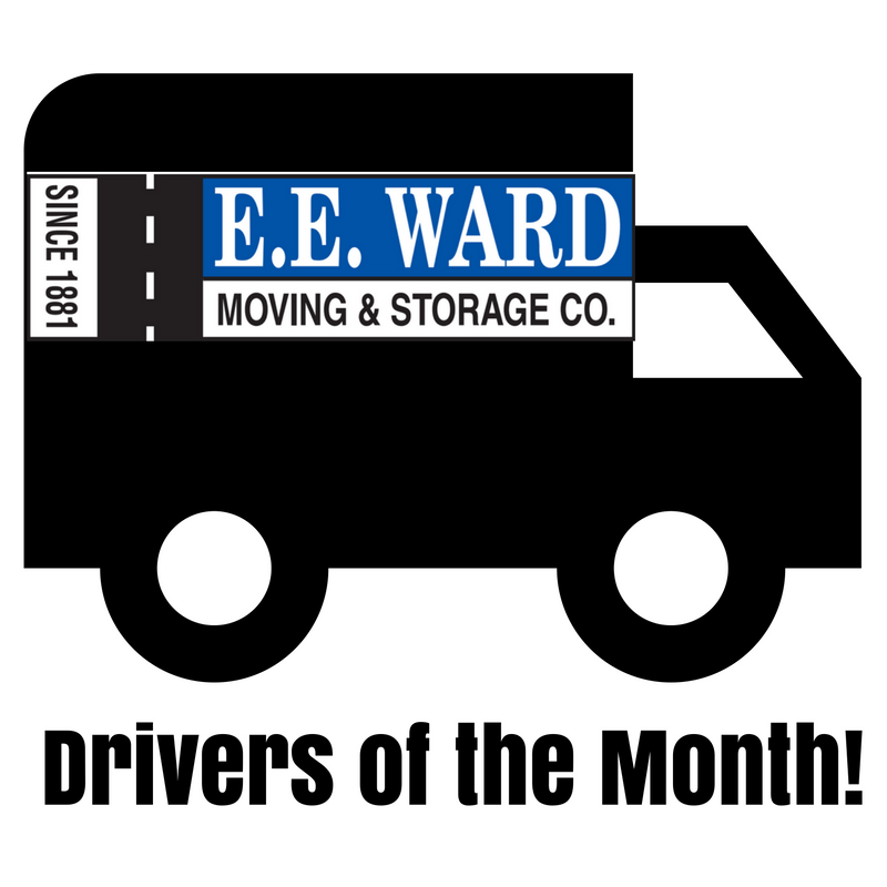 Columbus Movers' Drivers of the Month
