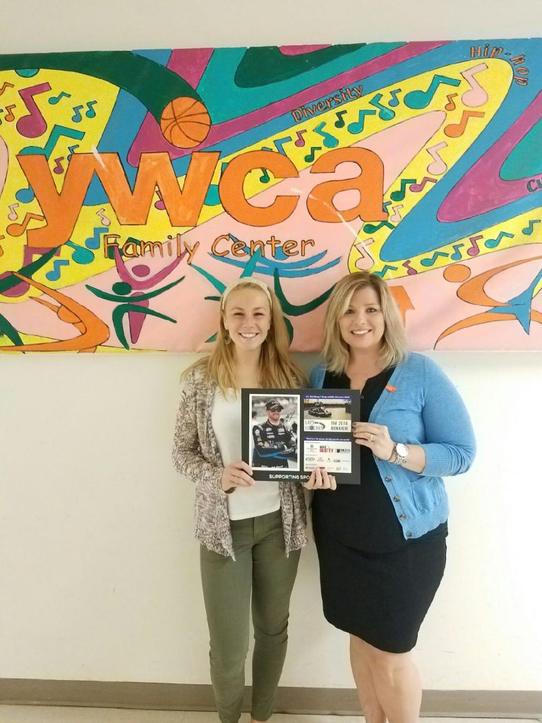 Laps for Lunches Donations: YWCA Family Center