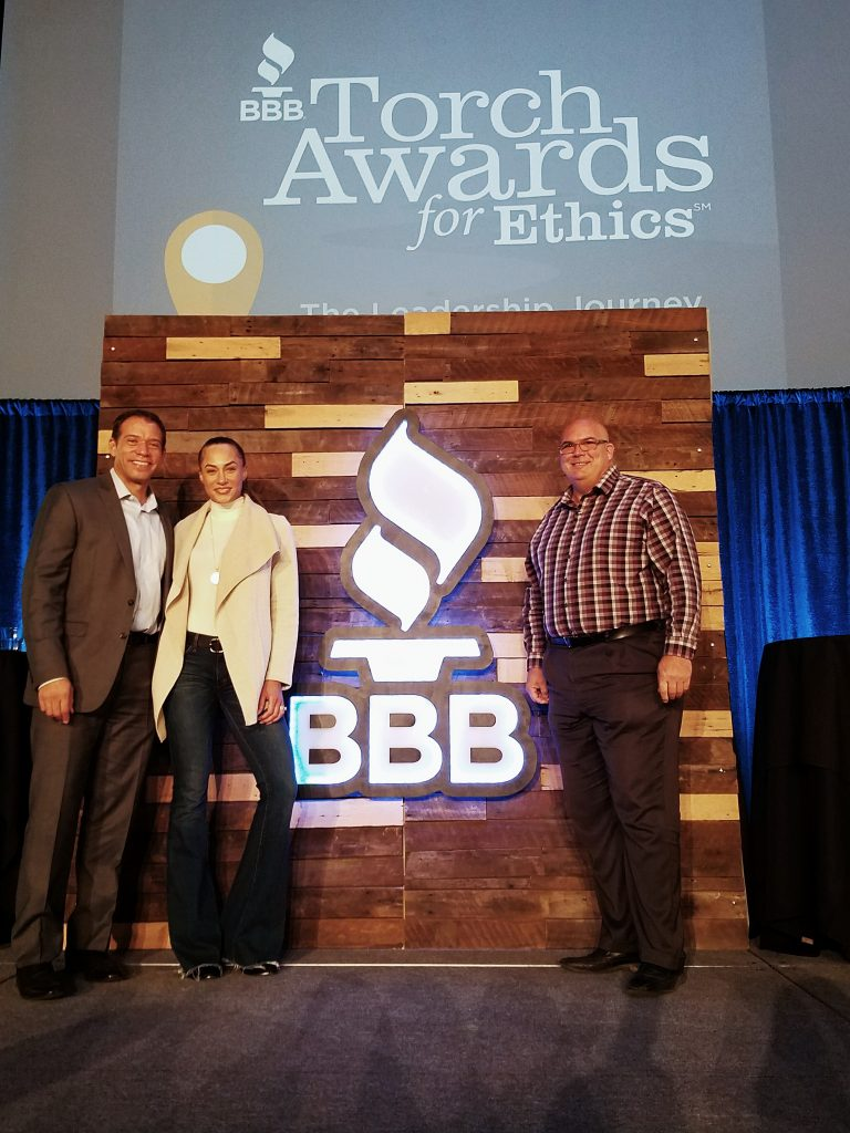 BBB Luncheon Moves Columbus Entrepreneurs at Ohio State University