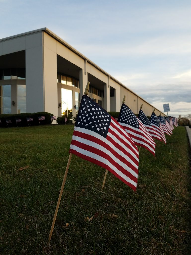 Columbus Movers Salute Our Veterans