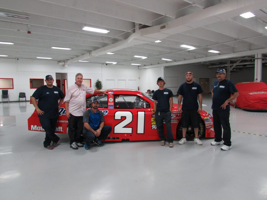Columbus Moving Company Moves 2nd NASCAR Race Team