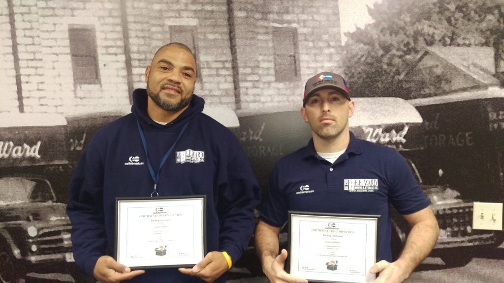 Columbus Movers Strive For Excellence!