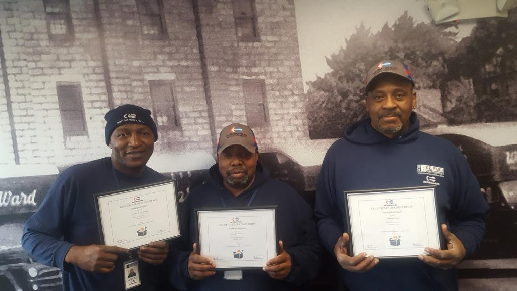 Columbus Movers Ace Another Class!