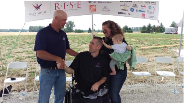 Ohio U.S. Army Captain Receives A Smart Home