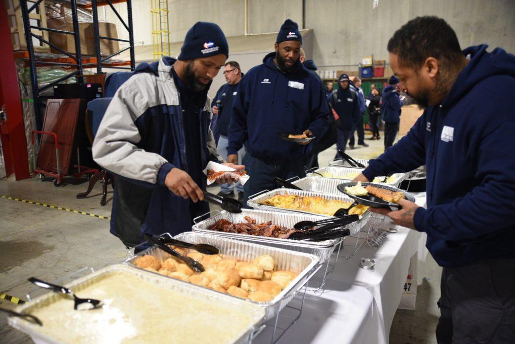 Columbus Movers Celebrate 2017 Awards Breakfast