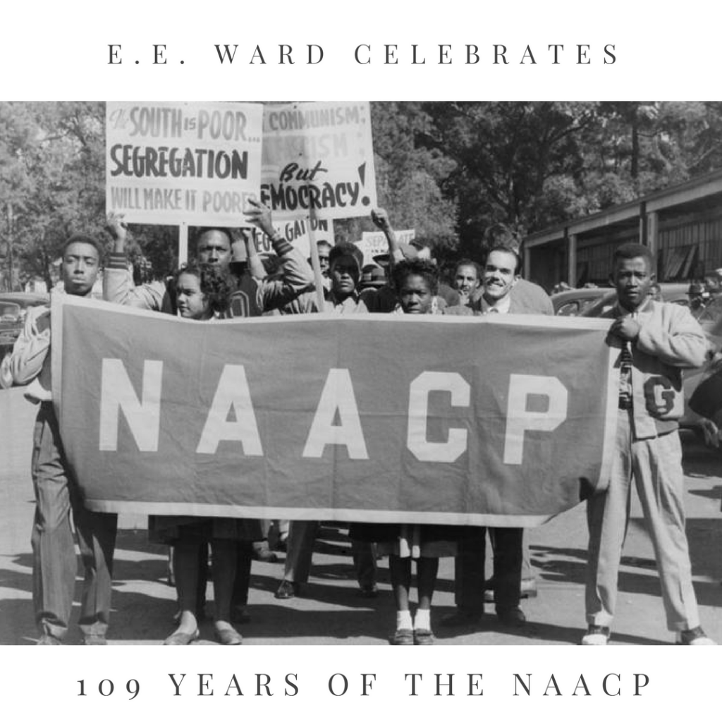 Happy 109th Birthday to the NAACP
