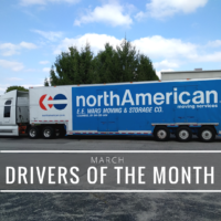 March Drivers of the Month