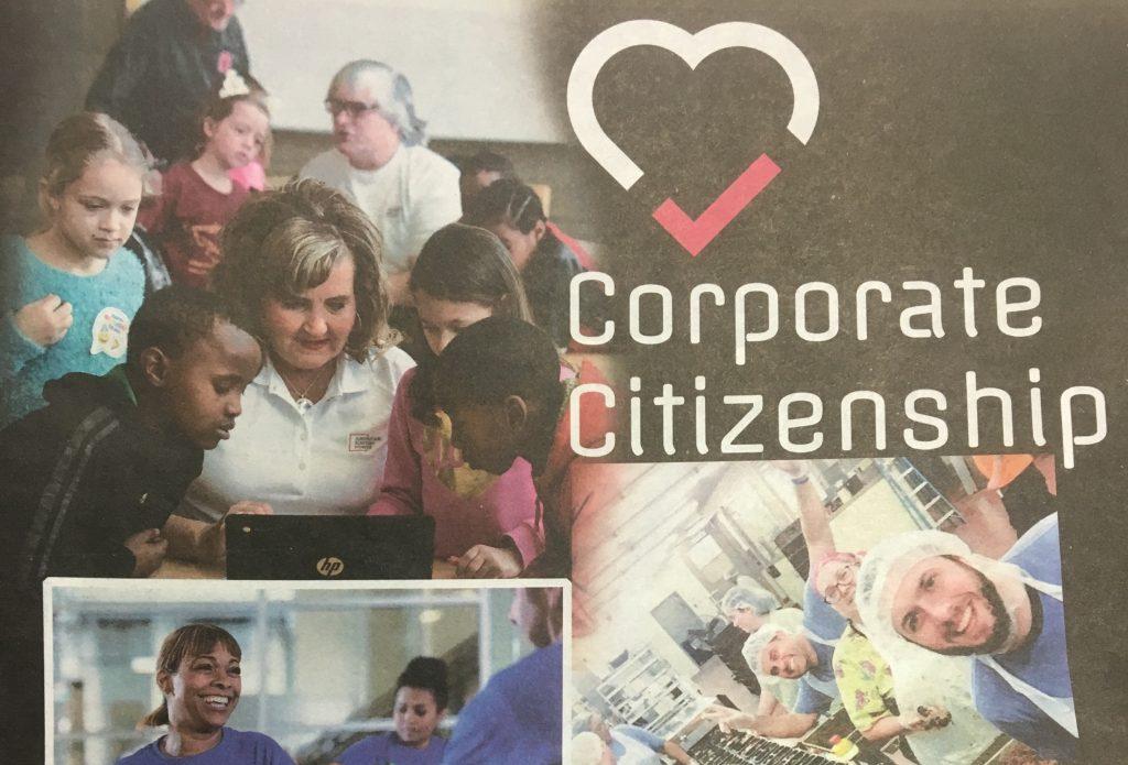 Columbus Mover E.E. Ward Makes Top 100 Corporate Citizenship List