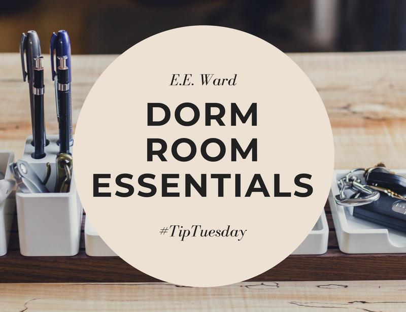 #TipTuesday- Dorm Room Essentials