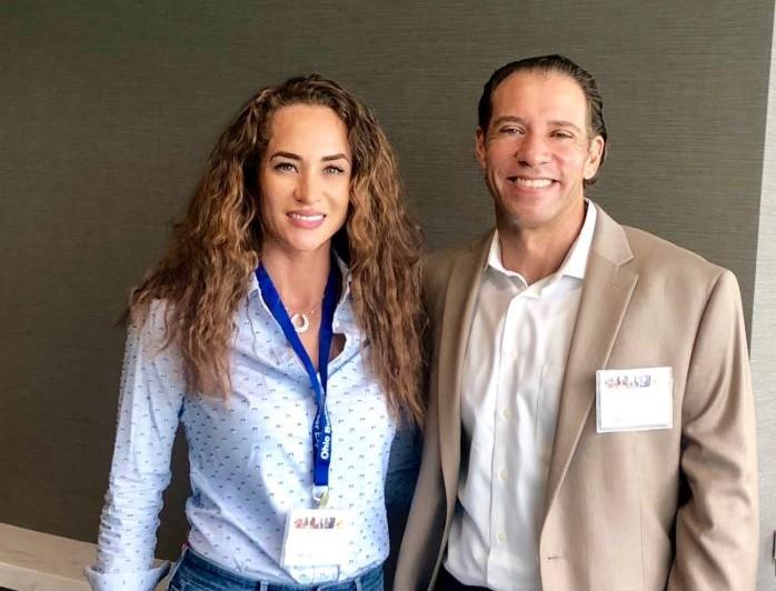 E.E. Ward Co-Owner Participates In 2018 State of Ohio Business Expo