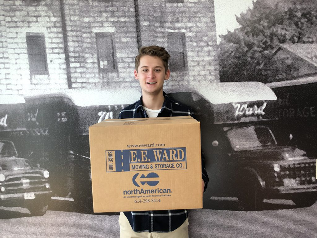 Columbus Mover Welcomes New Marketing Intern