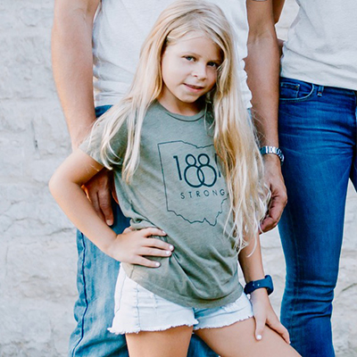 Olive Youth Unisex T-shirt